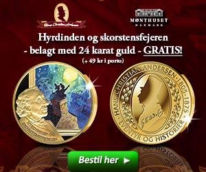 HC Andersen mønt